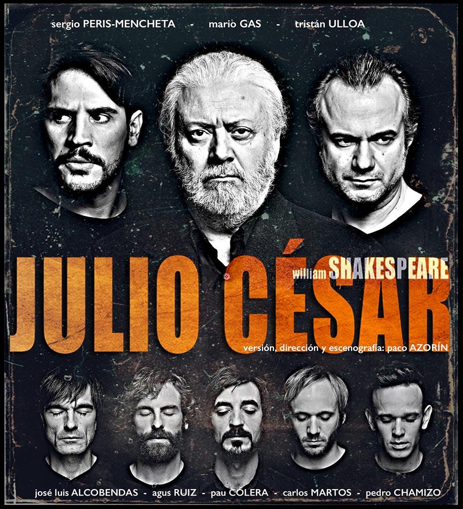 Julio César, Diseño Gráfico